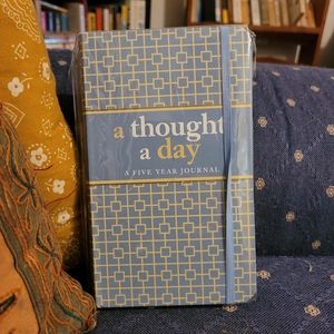 A Thought A Day, a Five Year Journal